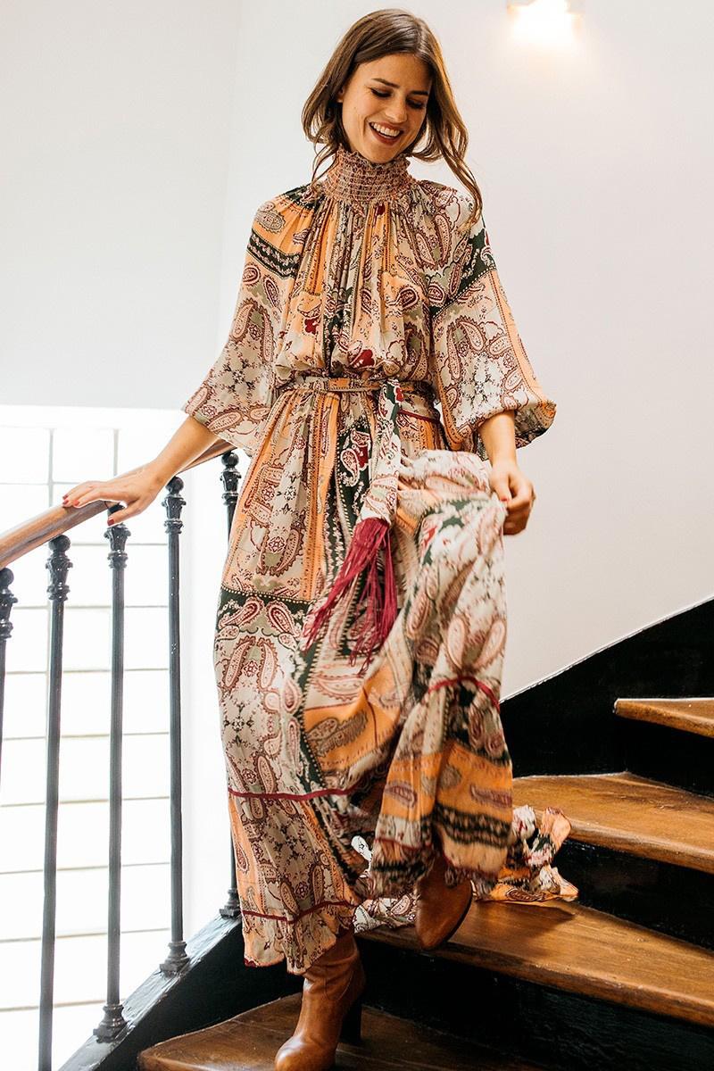 Miss June Maxi Dress Hendrix