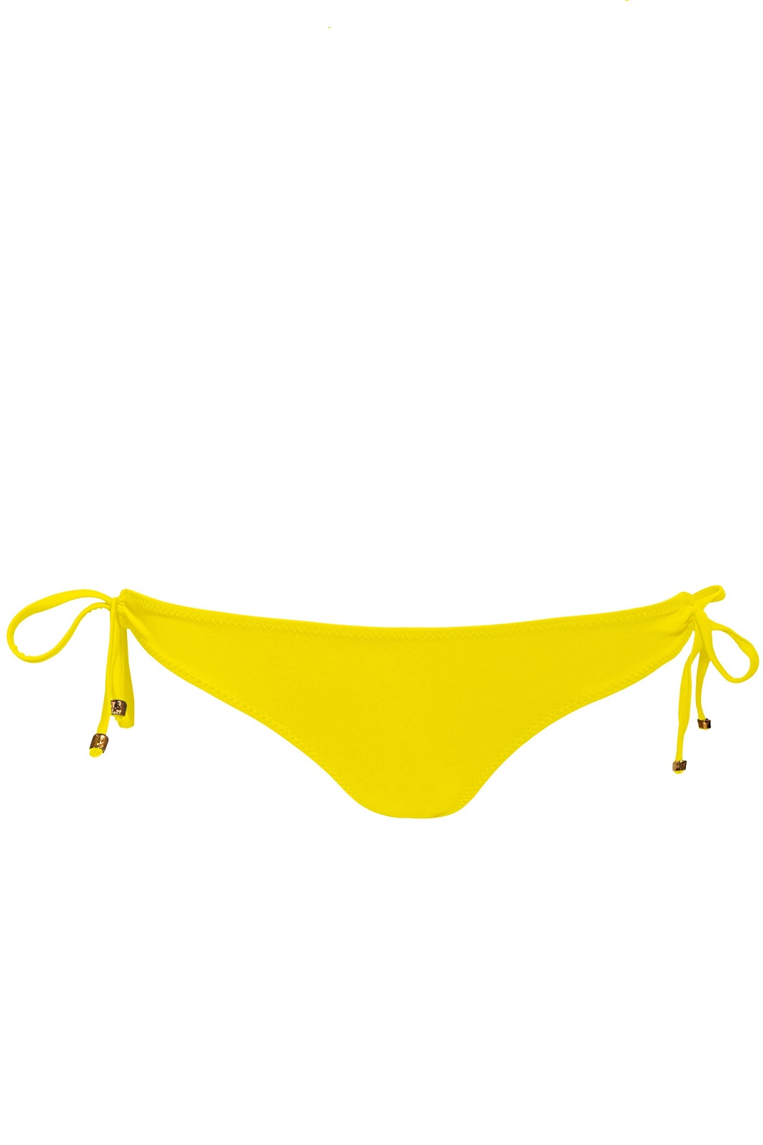 Phax Color Mix Latin Bikini Bottom Yellow-extra smal-Geel
