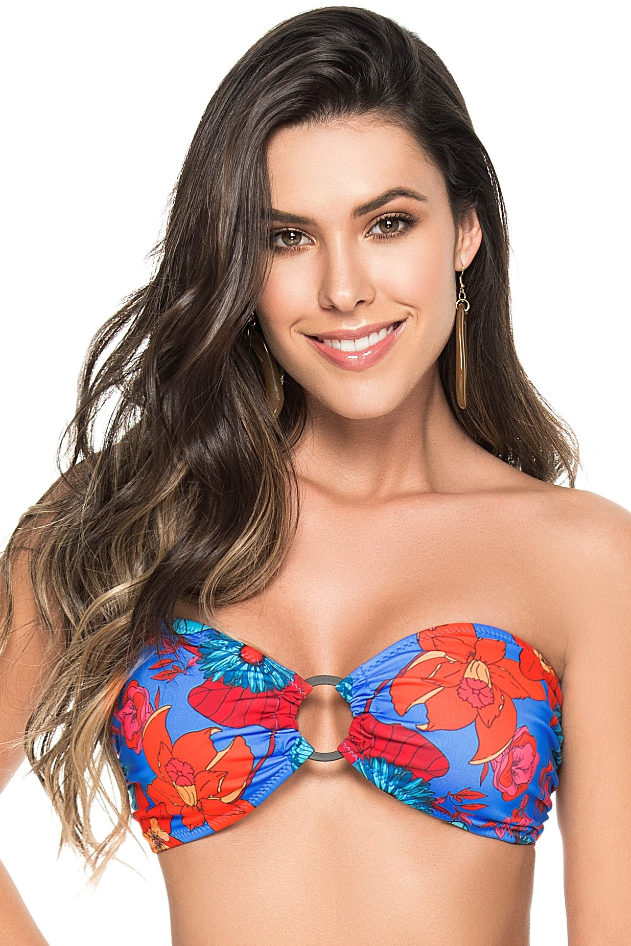 Phax Cool Breeze Strapless Bikini