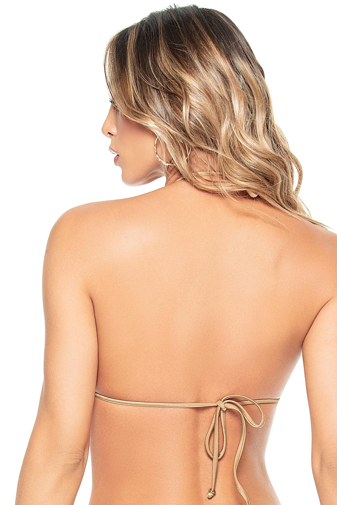 Phax Bella Brasil Golden Triangle Bikini Top