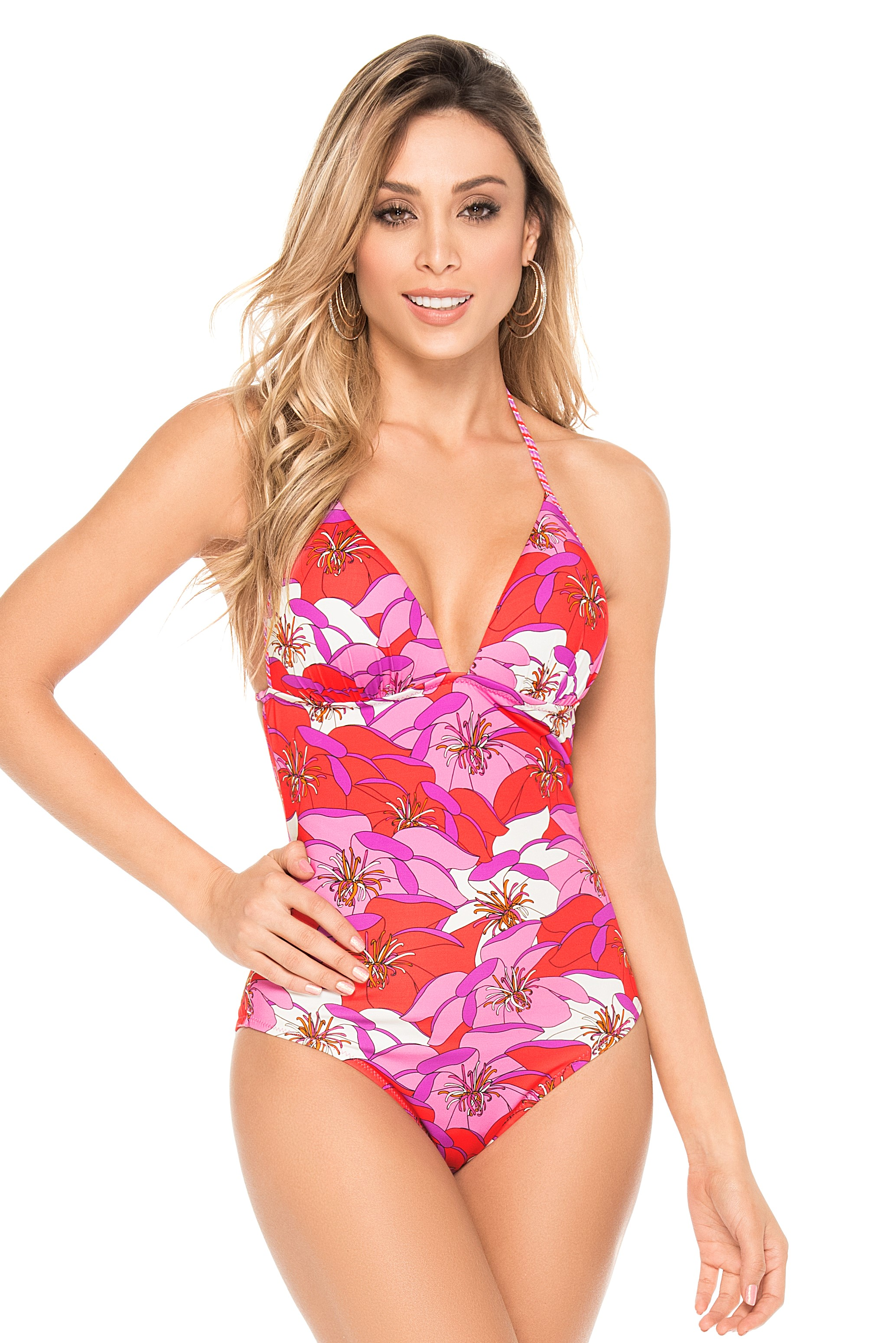 Phax Lotus Swimsuit-extralarge-Multicolour