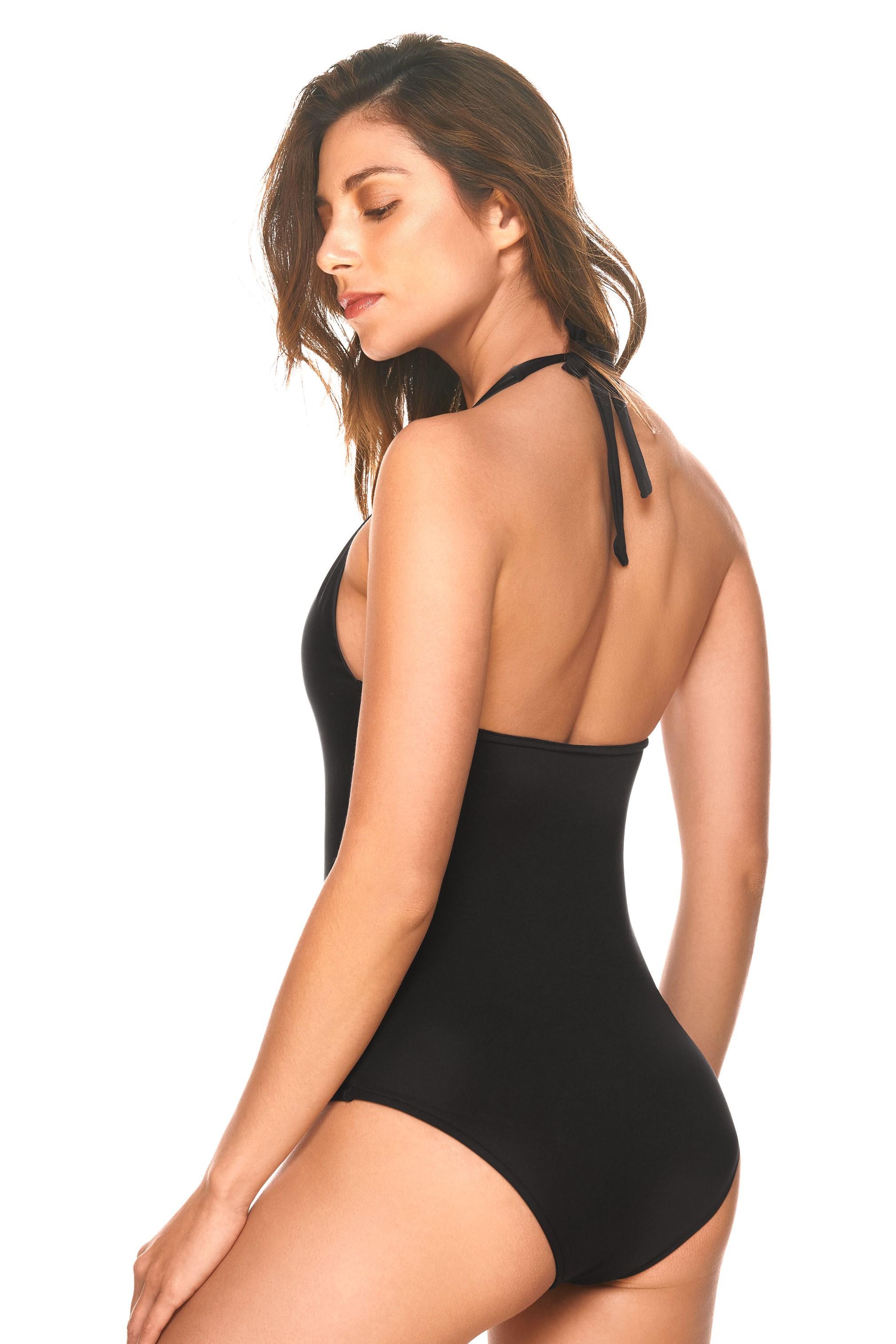 Cosita Linda zwart luxe badpak Amazonas