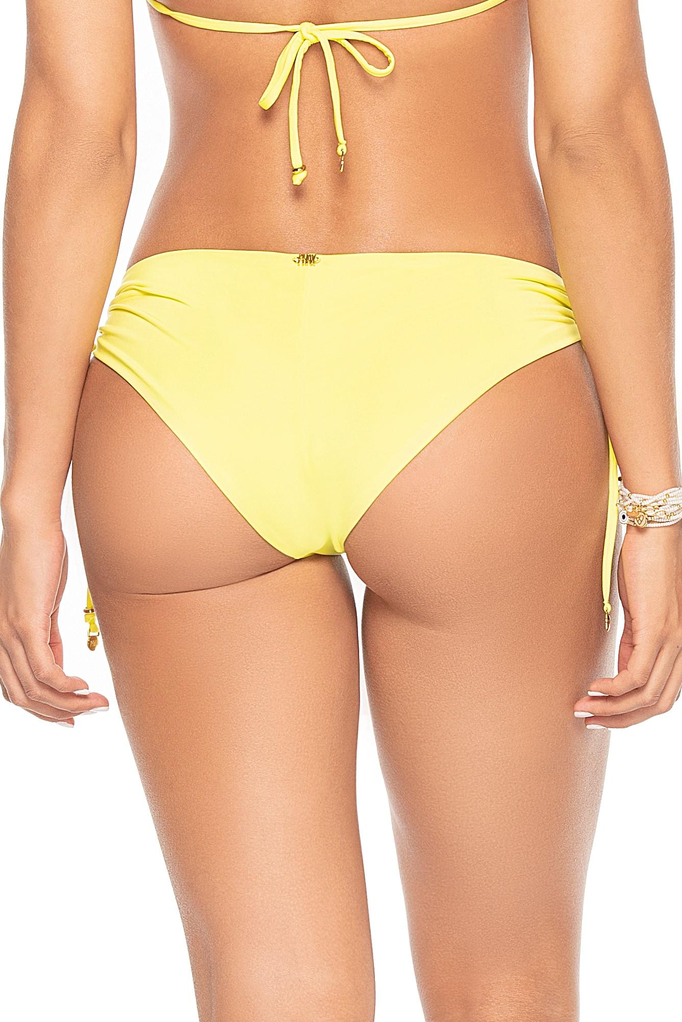 Phax Mimosa Yellow Cheeky Bikini Bottom
