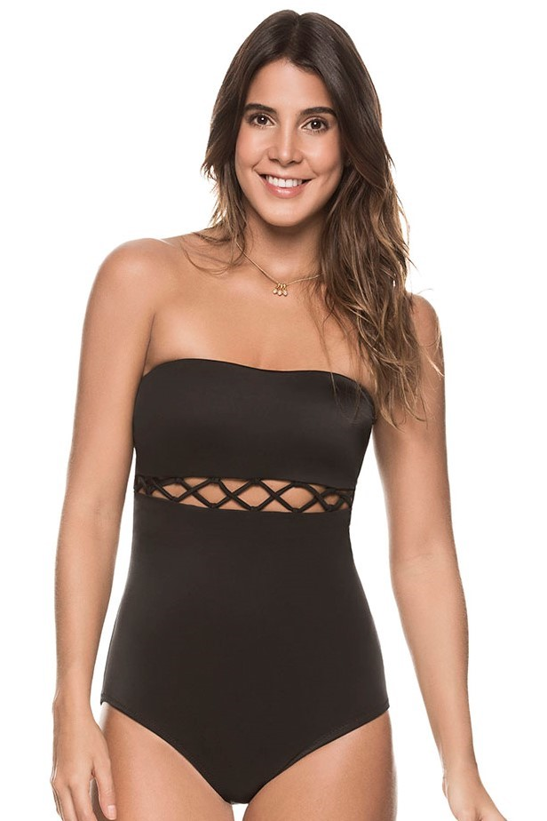 Kiby's Ibiza Swimsuit Black-small-Zwart