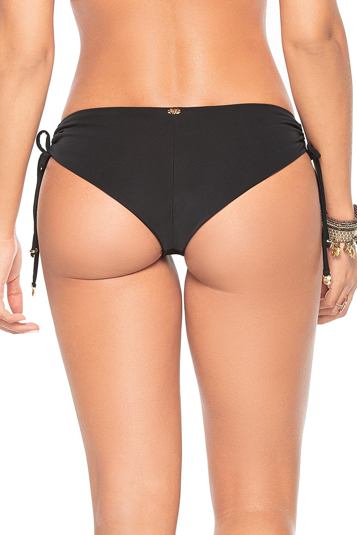 Phax Zwart Cheeky Bikini Broekje