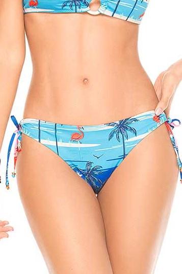 Phax Turqoise Bay Latin Bikini Bottom