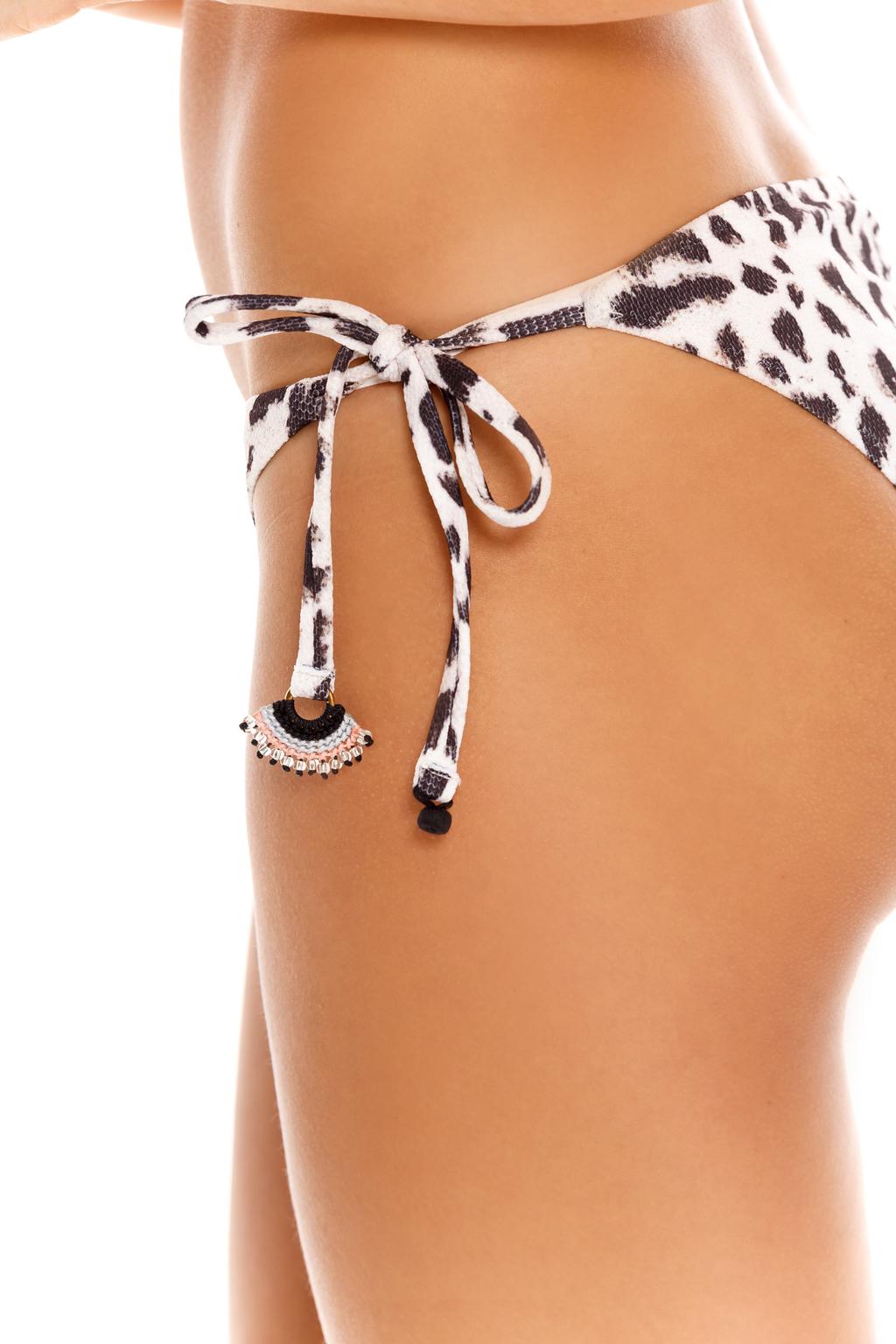 Milonga Kalifa Tie Side Bikini Bottom