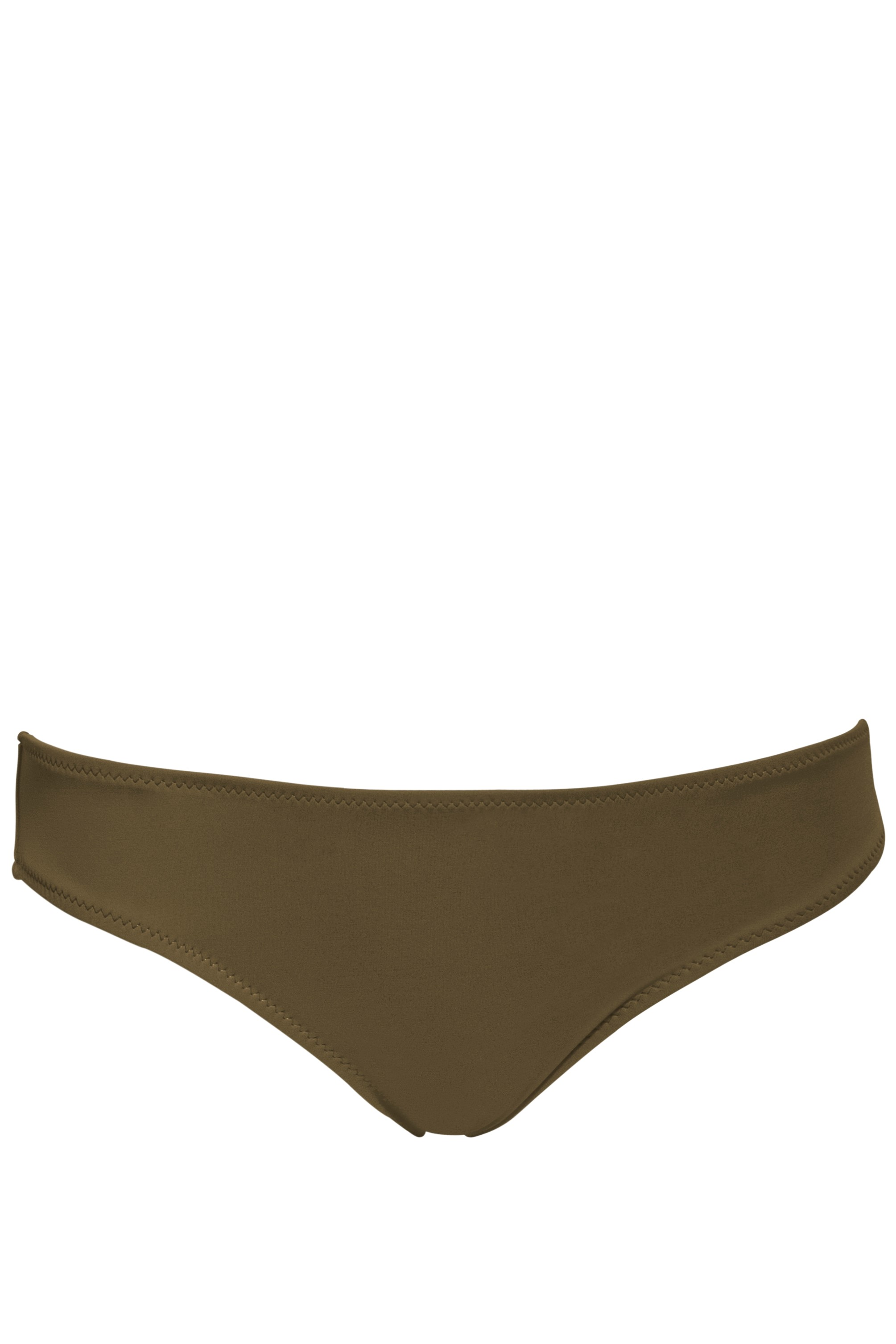 Phax Color Mix Full Bikini Bottom Khaki Green-medium-Khaki