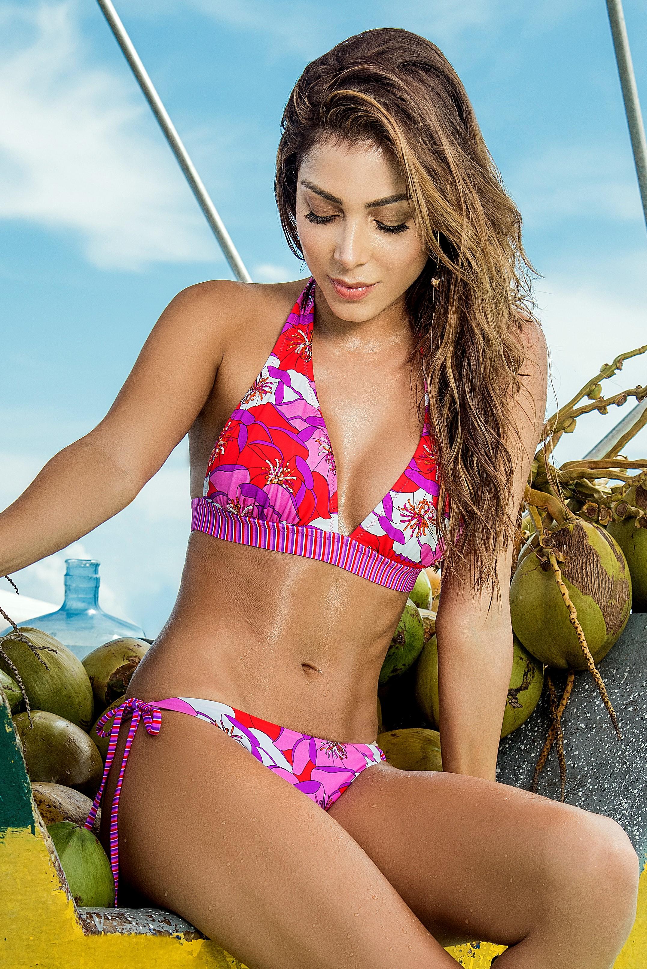 Phax Lotus Halter Bikini