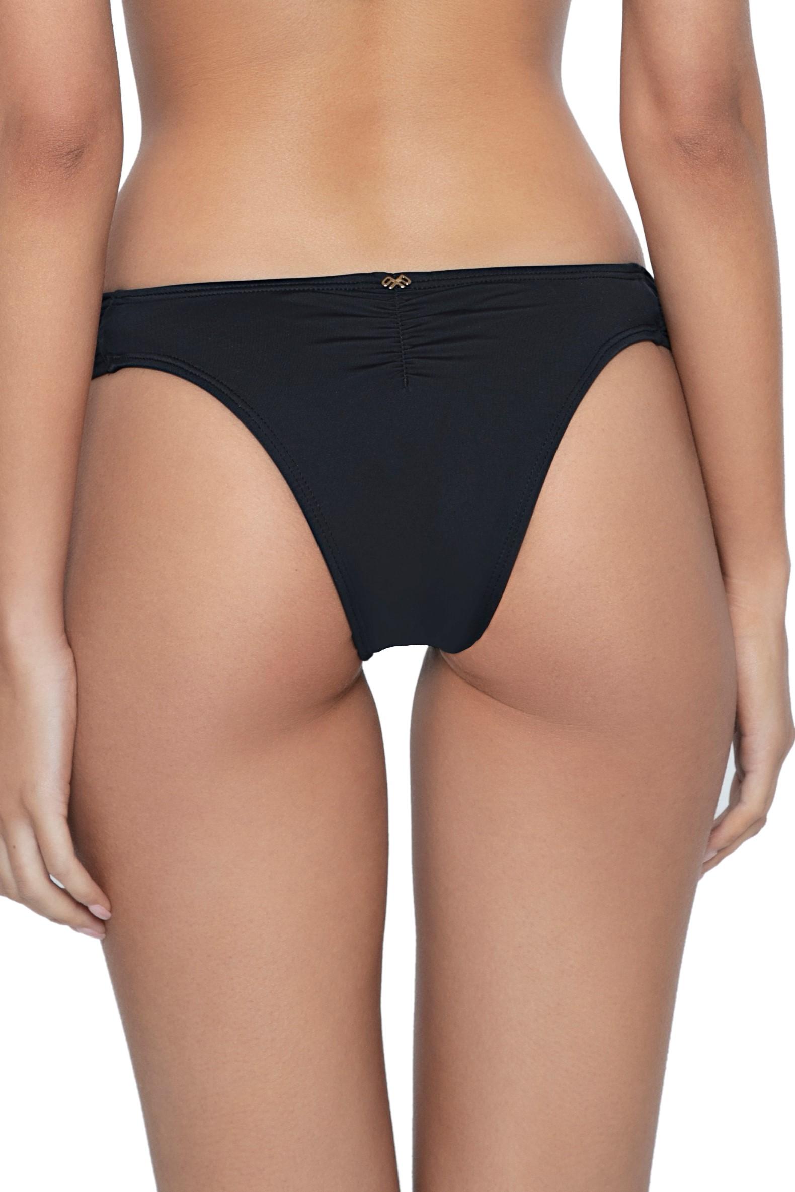 Pilyq Swim Midnight Kanten Bralette Bikini