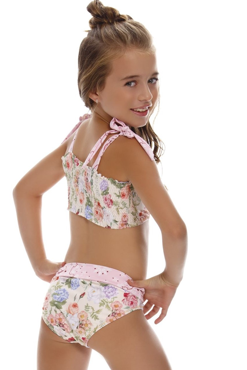 Milonga Mia Girls Bikini -14 - 16 jaar-Multicolour