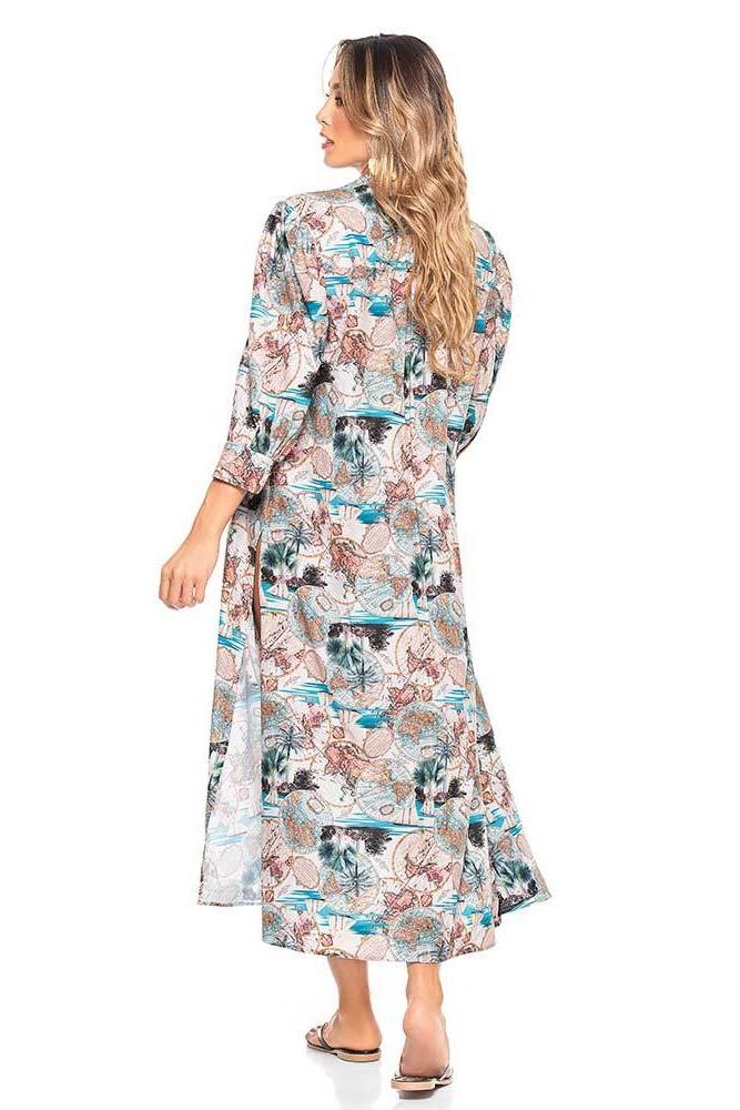 Phax World Kimono