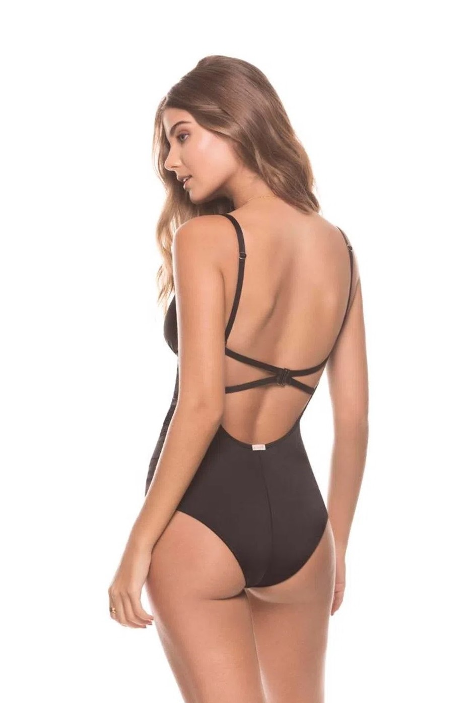 Kiby's Menorca Swimsuit Black