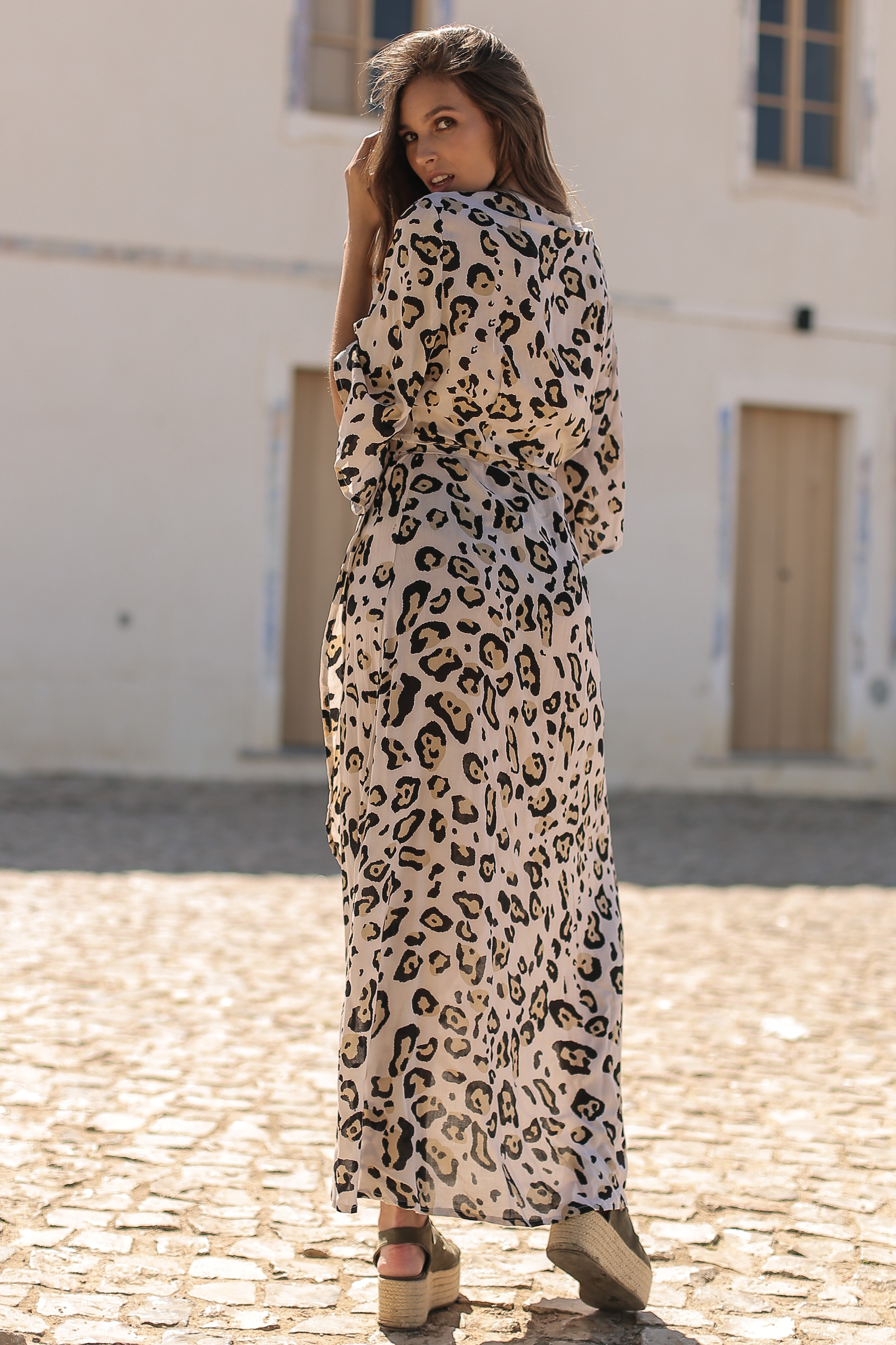 Beach Fashion Only Jaguar Long Dress