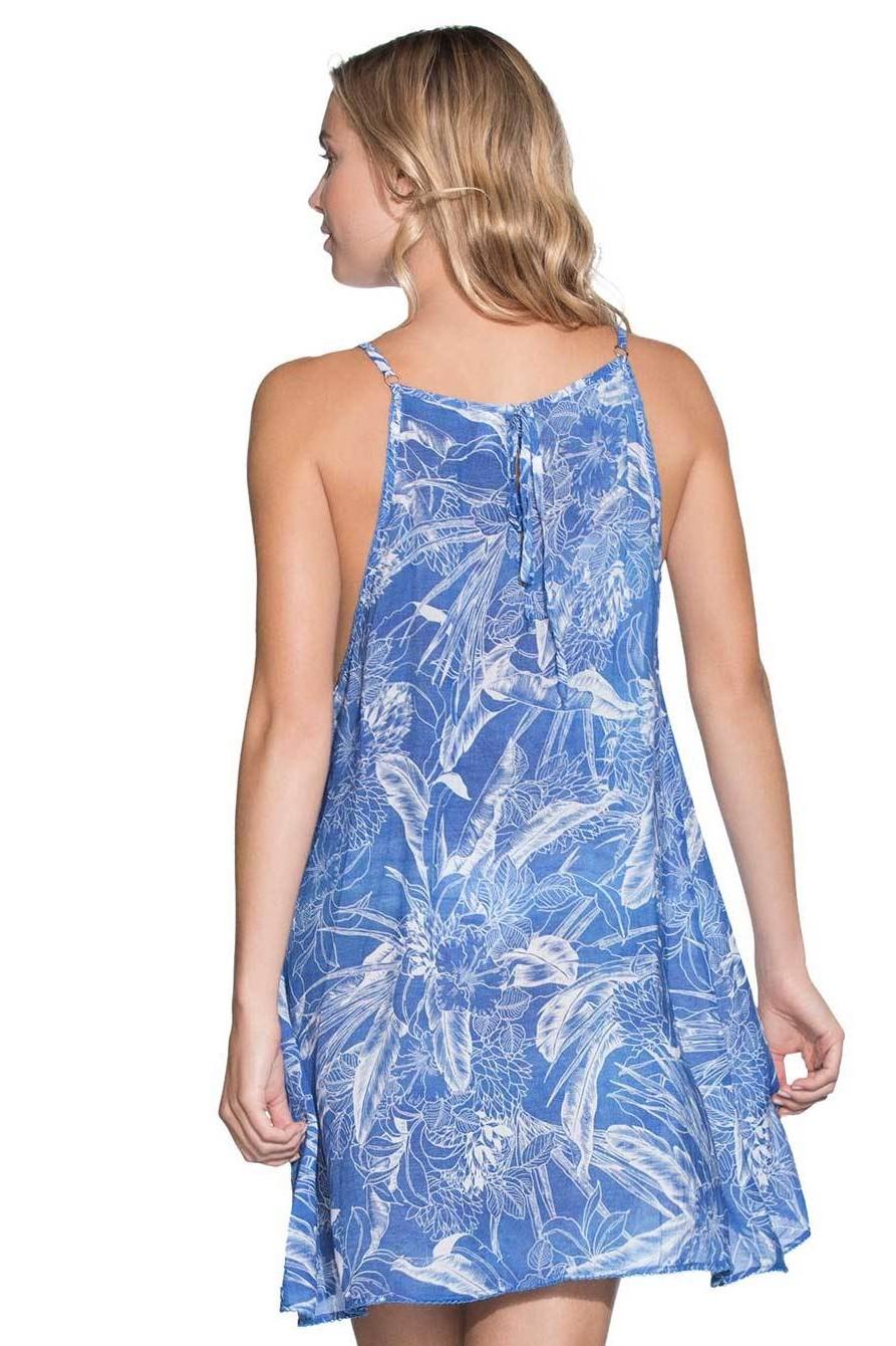 Maaji Bisquit Lion Dress-medium-Blauw