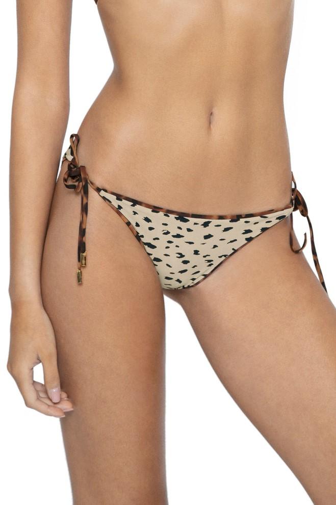 Pilyq Swim Wild Heart Omkeerbaar Tie Side Bikini Broekje
