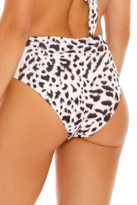 Milonga Kalifa High Waisted Bikini Bottom