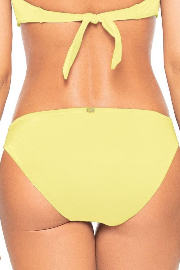Phax Mimosa Yellow Full Bikini Bottom