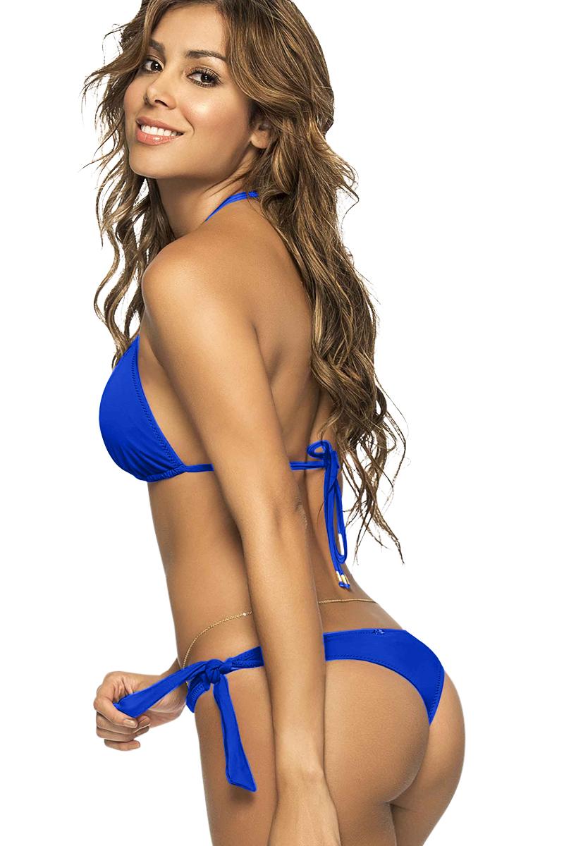 Phax Triangle Bikini Electric Blue
