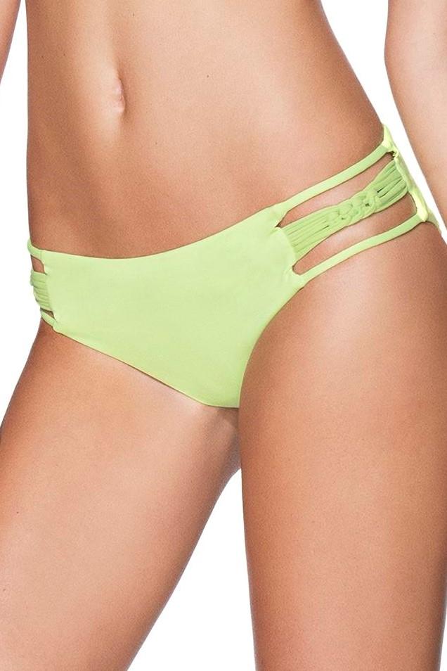 Spearmint Knots Bottom-small-Neon Groen
