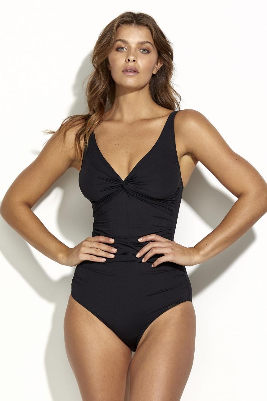 Panos Emporio Simi Black Swimsuit