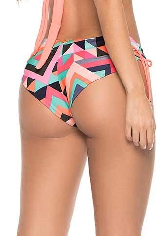 Phax Retro Pop Cheeky Bikini Broekje