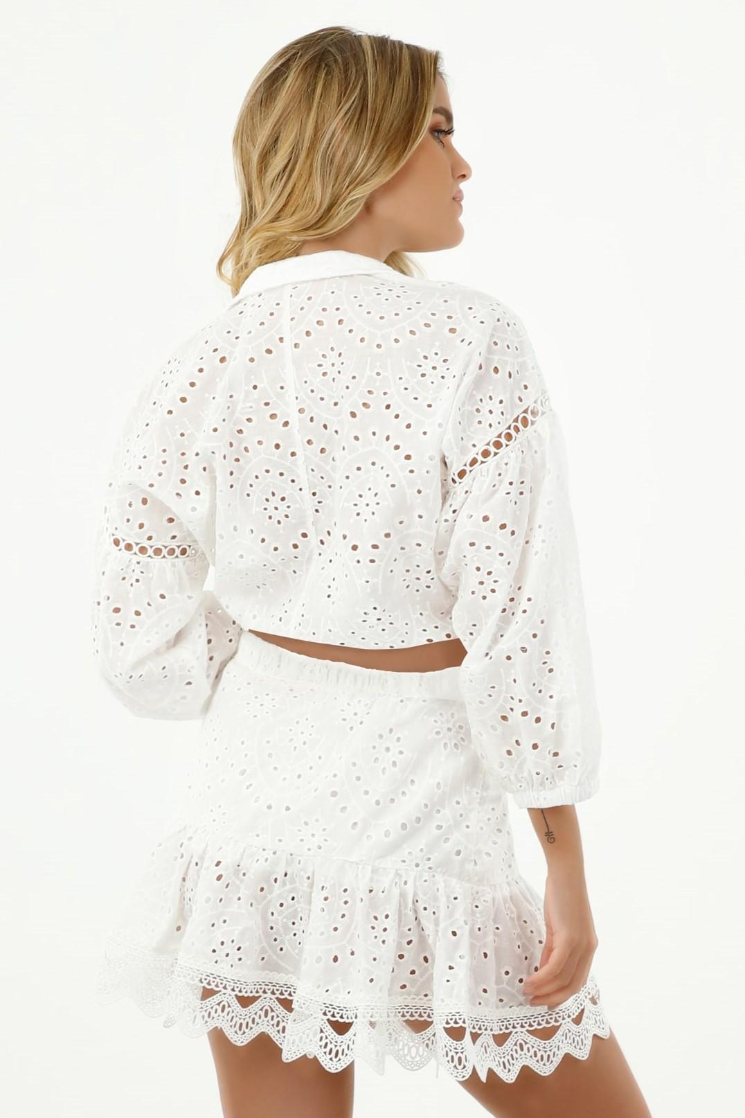 Milonga Picnic Top & Skirt