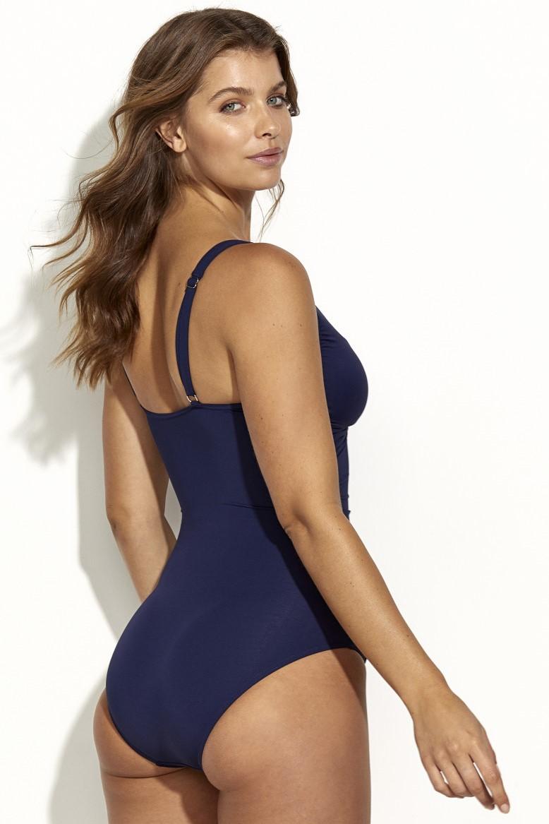 Panos Emporio Simi Navy Swimsuit