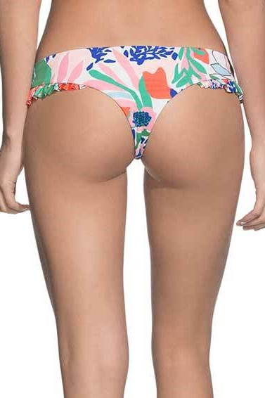 Maaji Atlantis Frills Bikini Bottom -medium-Multicolour