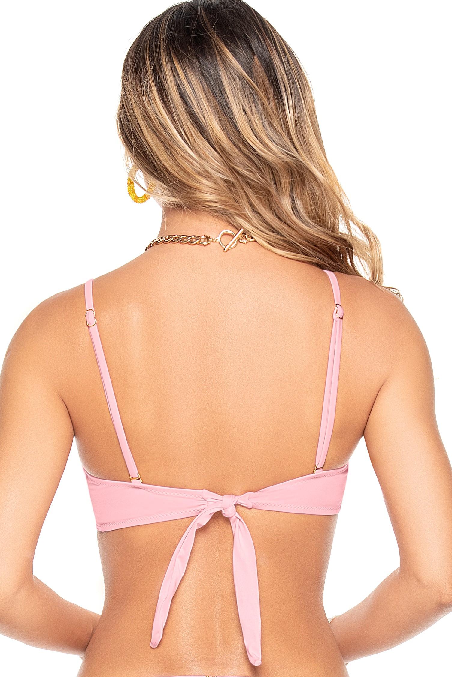 Phax Macarons Triangle Bikini -large-Roos