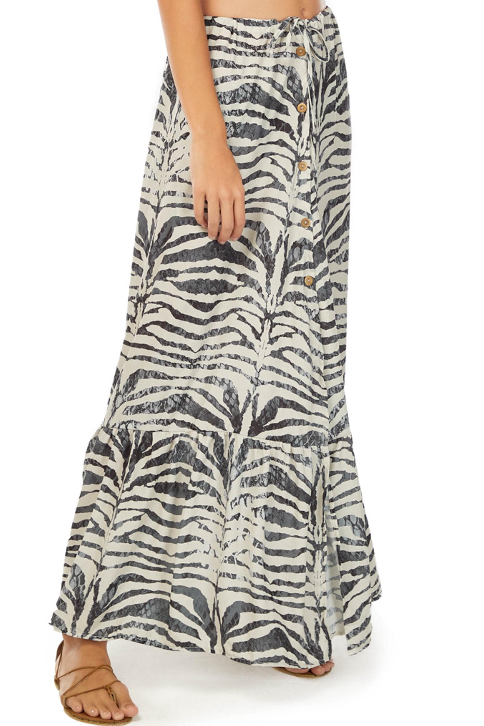 Cosita Linda Zebra Skirt