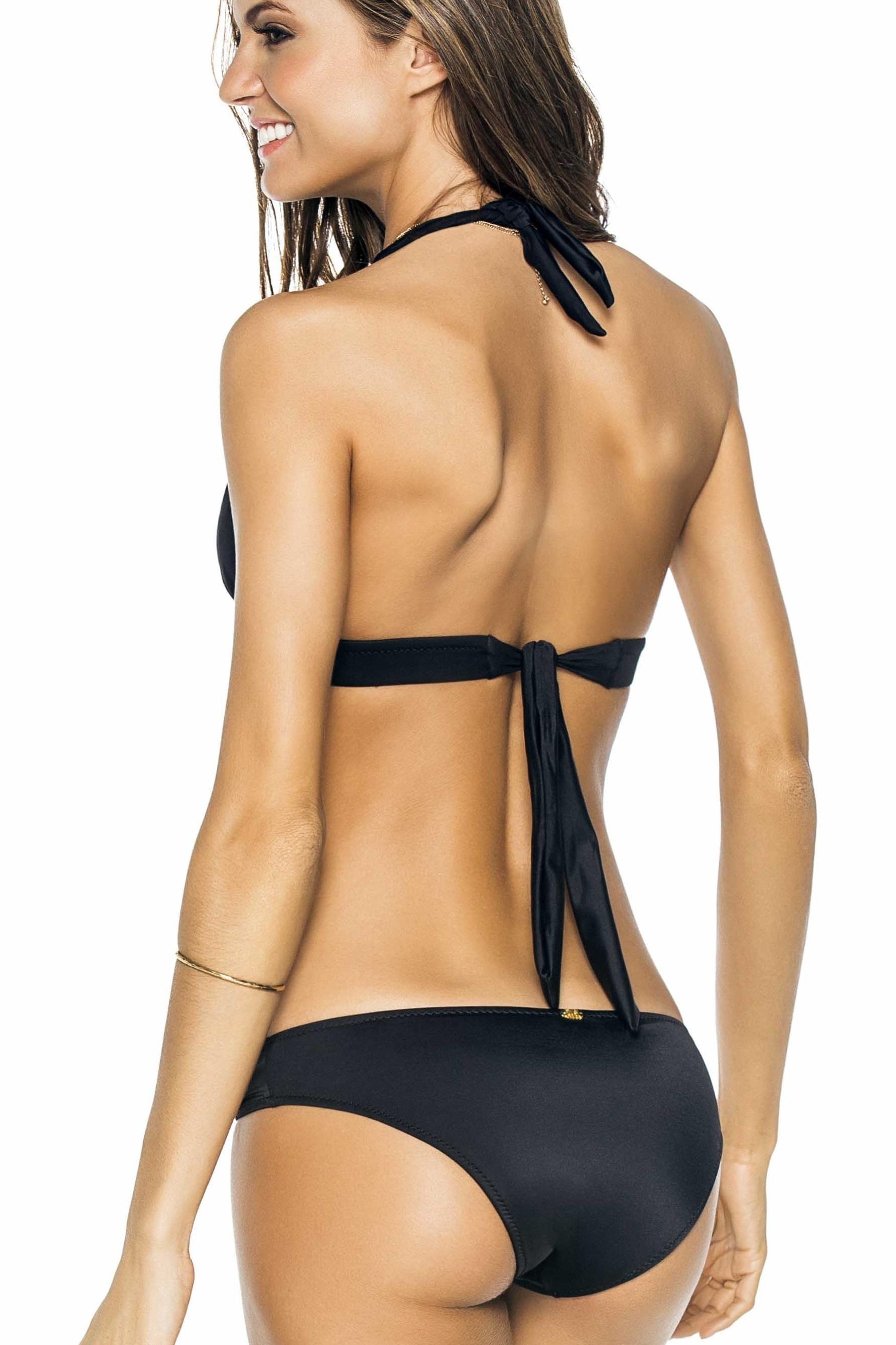 Phax Zwarte Halter Bikini