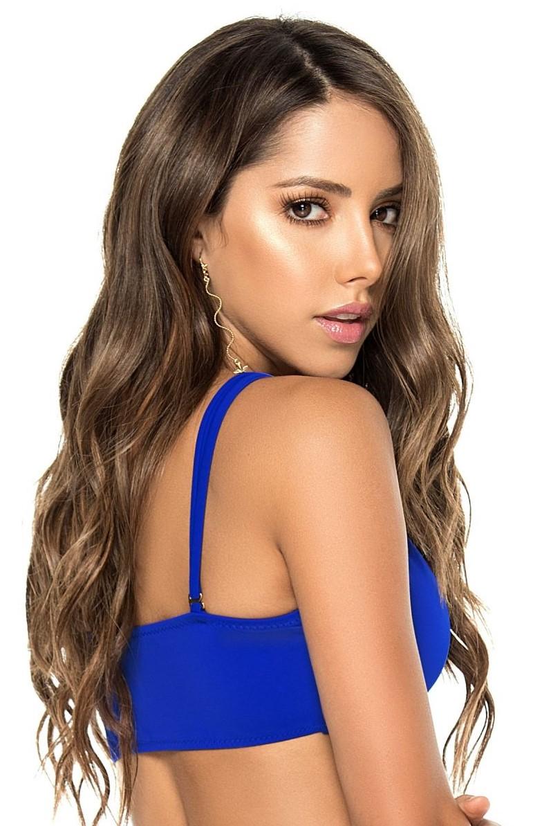 Phax Color Mix Sporty Bikini Blue