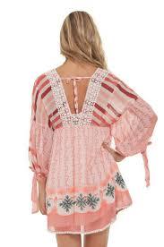 Agua Bendita Alex Palms Springs Dress-large-Multicolour