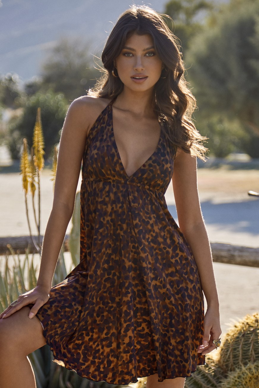 Pilyq Swim  Wild Heart Gianna Dress