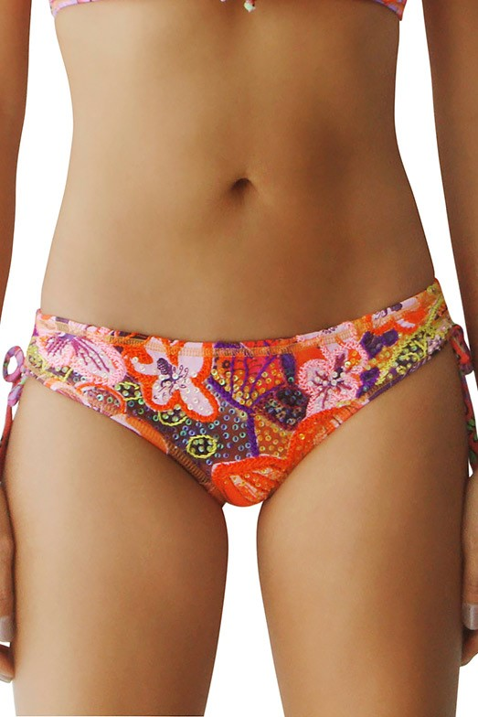 Haruku Cheeky Bikini Bottom-small-Multicolour