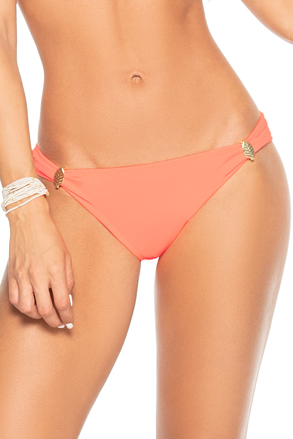 Phax Color Mix Pastel Orange Intermedium Bikini Bottom