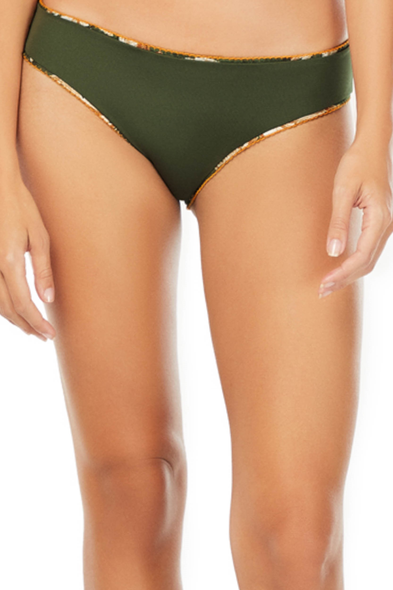 Cosita Linda Haere Mai Full Bikini Bottom