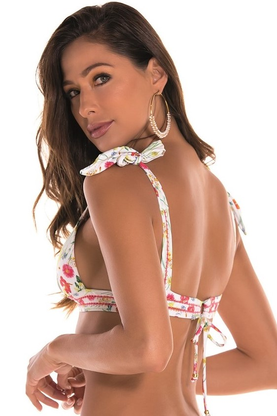 Milonga Sienna Triangle Bikini -medium-Multicolour