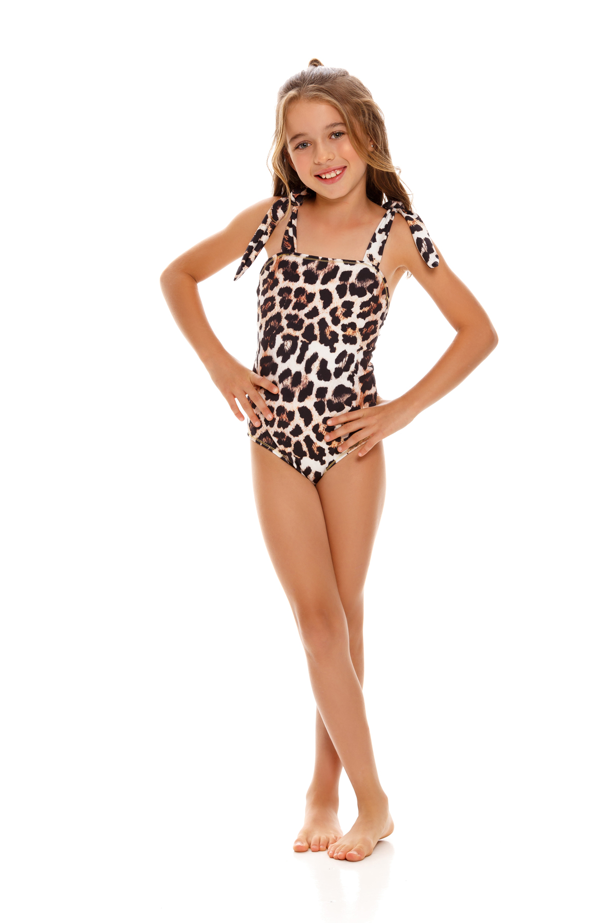 Milonga Kenia Kids Swimsuit