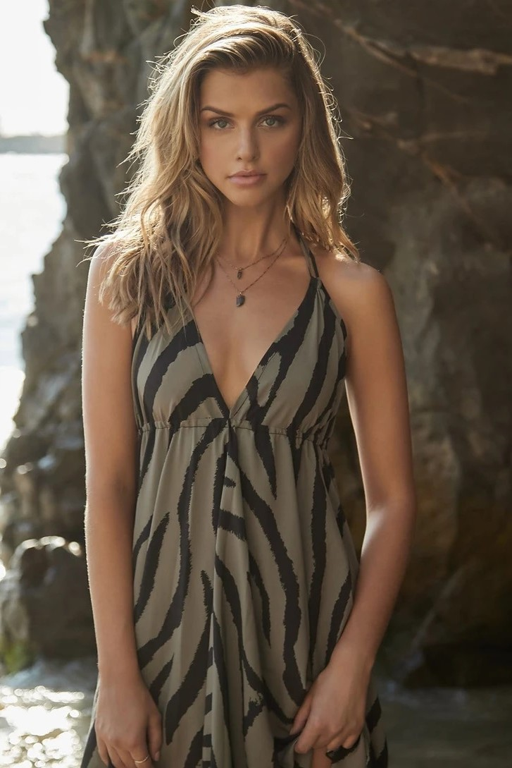 Pilyq Swim Tiger Lily Gianna Dress