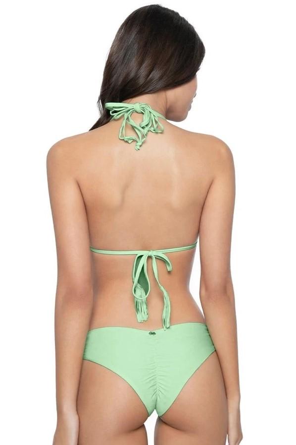 Pilyq Swim Aloe Isla Tri Bikini