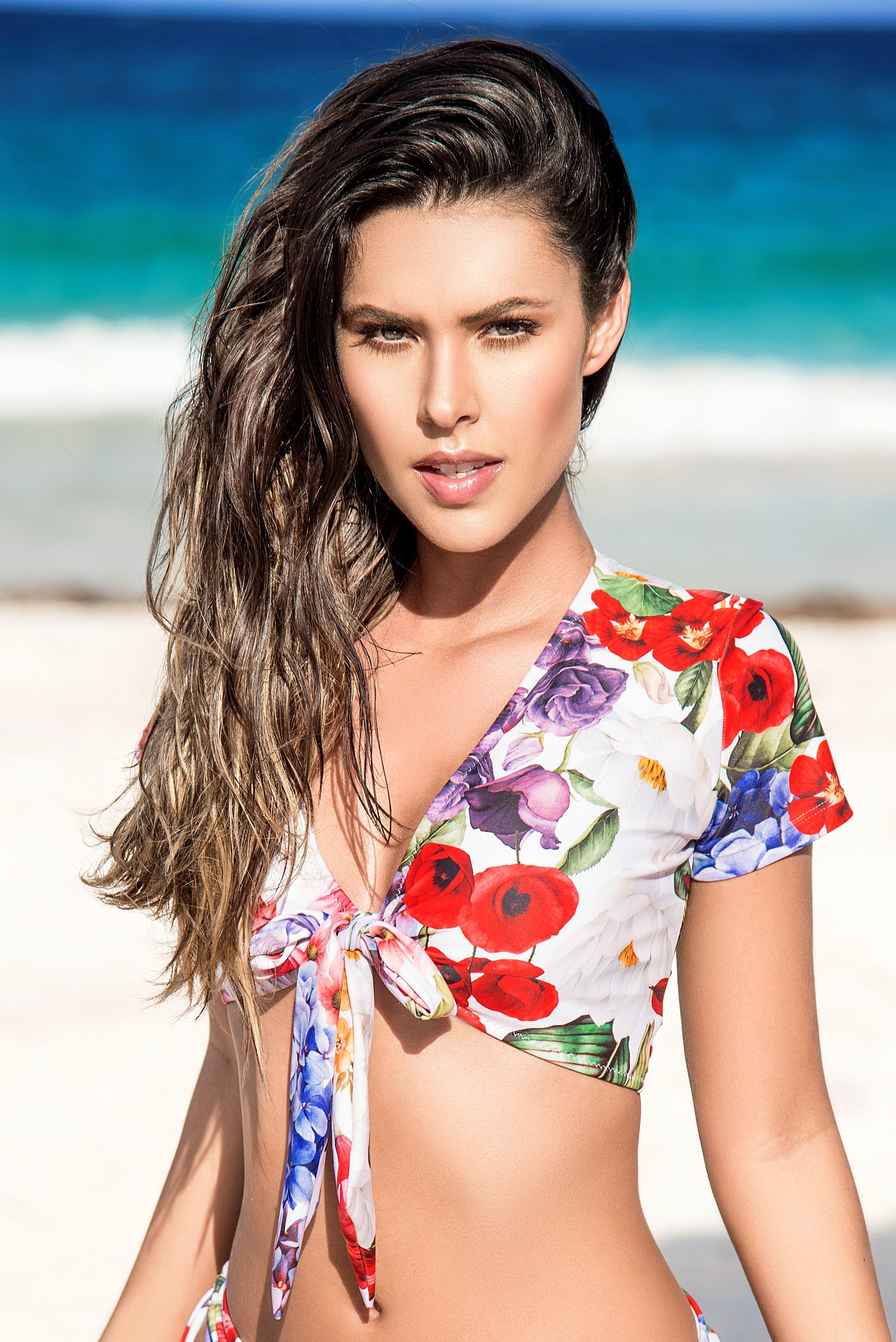 Phax Garden State Halter Bikini Top -large-Multicolour
