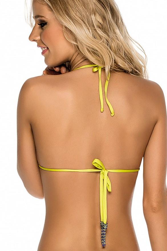Phax Peixe Traingle Bikini Top